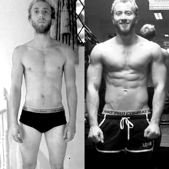 An example of muscle-building with the LDNM Guides