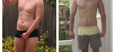 Jack From Down Under Loses 24kg With LDNM!